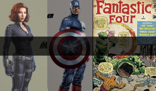 Avengers Y Marvel